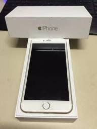 iPhone 6 Gold em ótimo estado