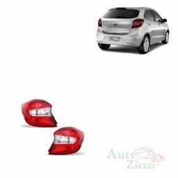 Título do anúncio: Lanterna Ford Ka Hatch 2015 à 2018 Cristal
