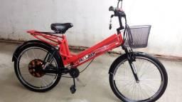 Bike elétrica Scooter Brasil - 800w