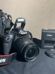 Câmera fotográfica Canon Rebel T5