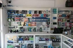 Sócio loja de celulares