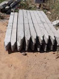 Posto de cimento