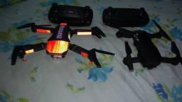 Drone eachini e58 e drone scout dragão