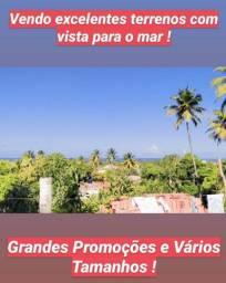 Desconto Imperdível - Terreno em Itamaracá Linda Vista Para a Praia - Documentado - Plano