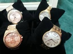 Relógios TECHNOS E MONDAINE femininos