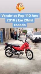 Moto pop 110