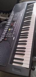 Teclado musical (Seminovo) Duas semanas de uso