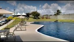 2 terrenos no condomínio Villas de Carapibus