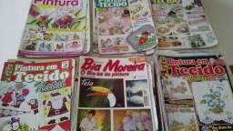 Revistas p/pinturas