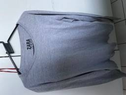 Blusão zara tamanho p