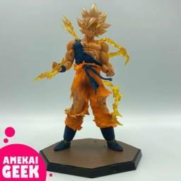 Figure Goku Sayajin Zero Banpresto