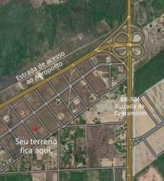 Terreno 1000m² / 20 x 50m (frente x fundo)