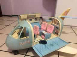 Avião da Barbie