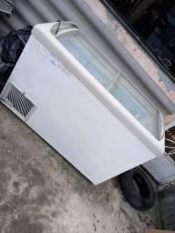 Freezer horizontal 336 litros 220v
