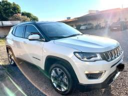 Vendo Jeep Compass Limited 2018/2018 completo