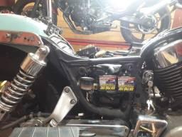Manutenção elétrica eletrônica  de motos