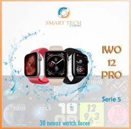 Relógio smartwatch Iwo 12 Serie 05, Original