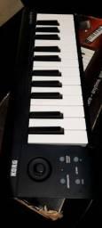 Teclado Controlador Korg Microkey 25 Teclas MIDI USB<br><br>