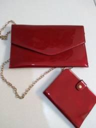 Bolsa + carteira