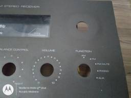 RECEIVER GRADIENTE S95 SO O PAINEL COMPLETO