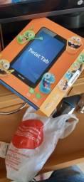 Tablet NOVO na caixa, c/NF