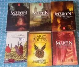 Livros em ótimo estado e baratos