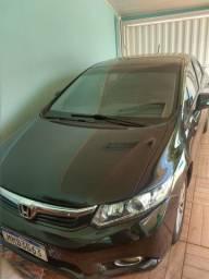 Civic LXS 2012 completo (menos teto)