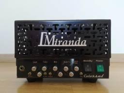 Amplificador Valvulado T Miranda Colossal 50w