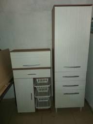 Armário de cozinha completo 5 peças