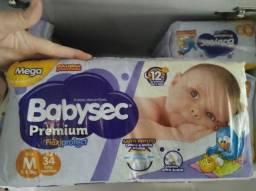 Kit Frauda M Babysec Premium
