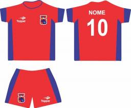 Kit infantil Paraná Club
