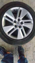 Vendo 3 rodas 16 do Corolla gli