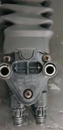 Válvula niveladora da cabine Scania original r$300