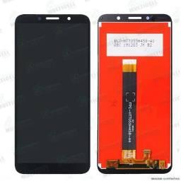 Combo Tela Touch Display Moto E5 E5 Play E6 E6 Plus E6 Play E7 PLus