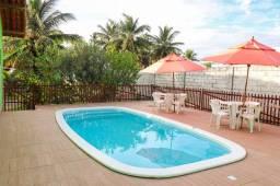 Vendo casa 4 quartos na praia de Taquari, bairro Guaibim, Valença - BA