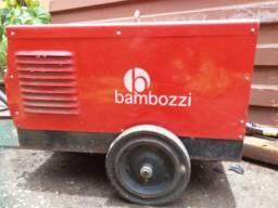Maquina de solda Bambozzi