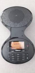 Audioconferência sem Fio Digital Intelbras TS 9160 Pouco Tempo de uso  2 Unidades