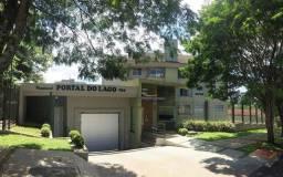 Apartamento com 3 dormitórios para alugar, 80 m² por R$ 1.200,00/mês - Região do Lago 1 -
