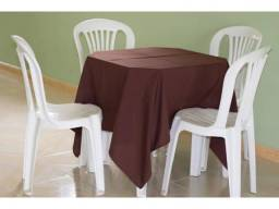 Toalha de mesa 4 lugares