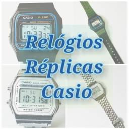 Relógios Réplica Casio - Relógio Digital