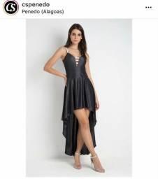 Vestido novo Carmen Steffens