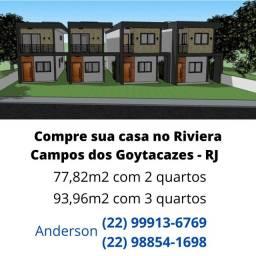 Compre a sua casa no Riviera.