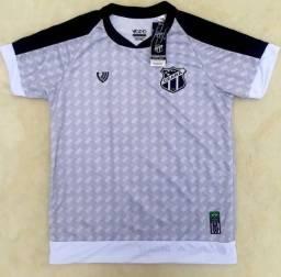 Camisa Ceará Sertão Alvinegro