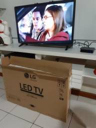 TV LG de 32 polegadas com 3 anos de garantia por R$1000<br>