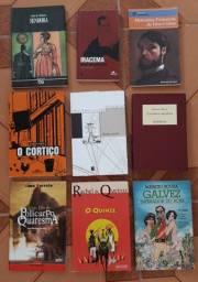 Livros diversos (paradidático-didático autoajuda)