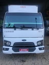 Ford Cargo 816 Baú 2015