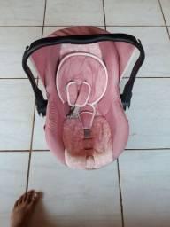 Bebê conforto menina
