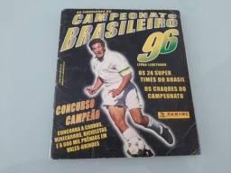 Álbum de figurinhas do Campeonato brasileiro 1996