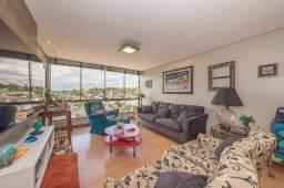 Ótimo apartamento de 3 dormitórios e 2 vagas no bairro Chácara das Pedras