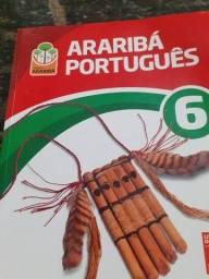 Livro de Português Com Respostas Araribá vol 6